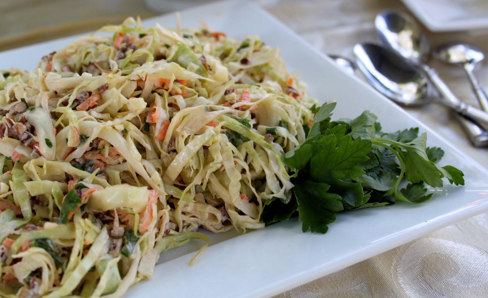Spicy Coleslaw Recipes — Dishmaps